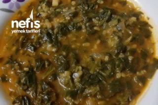 Ispanak Yemeği (Bulgurlu) Tarifi