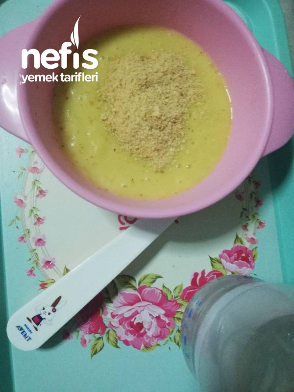 Sebze Çorbası (+6 Ay)