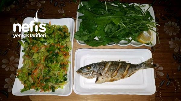 Tavada Mırmır Balığı