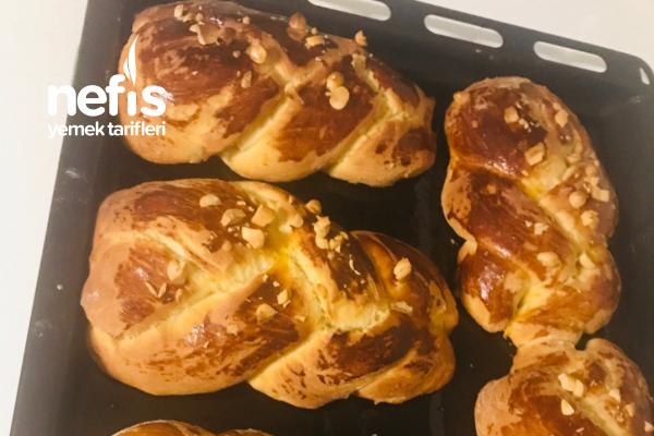 Ekmek Makinasında Paskalya Çöreği Tarifi