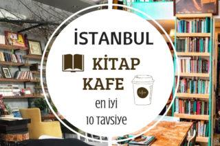 İstanbul Kitap Kafe, Motivasyonunuzu Yükseltecek 10 Entelektüel Yer Tarifi