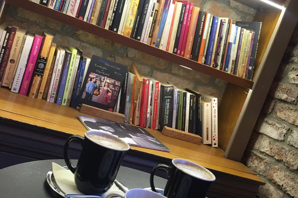 minoa kitap kafe