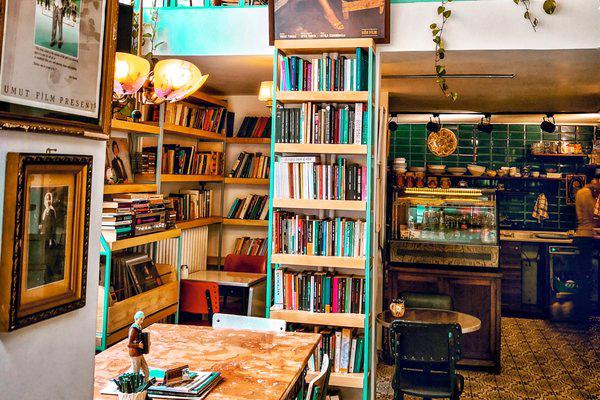 fahriye kitap kafe