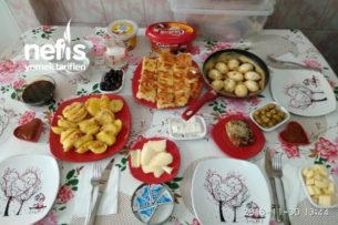 Kahvaltı Keyfi Tarifi