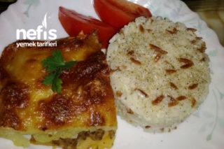 Patates Lazanya Tarifi