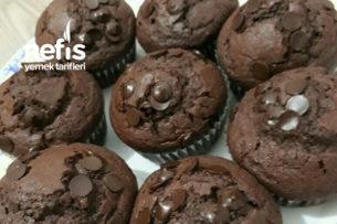 Parça Çikolatalı Muffin Tarifi
