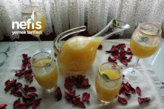 Portakallı Limonlu Limonata (Hazıra Son) Tarifi