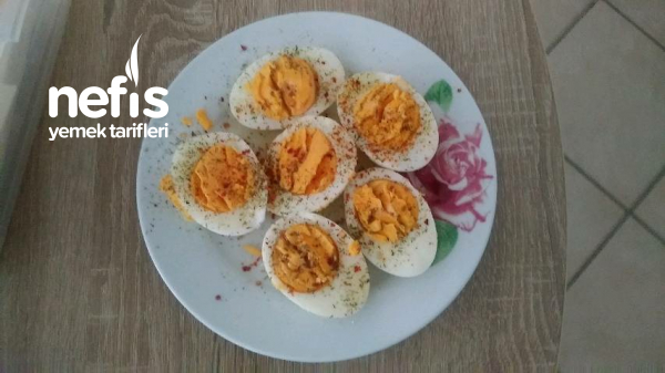 Baharatlı Yumurta