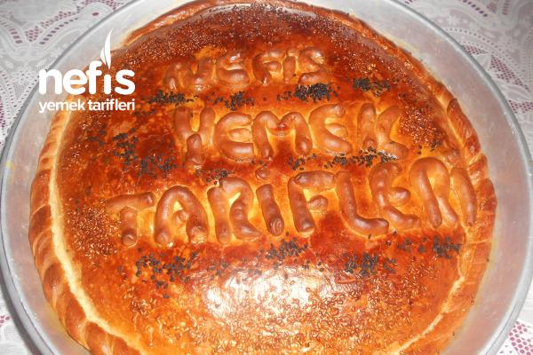 Büyükanne Usulü Pırasalı Arnavut Böreği