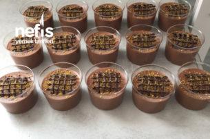 Çikolatalı Moussue (Tüy Gibi Hafif Çiğ Yumurtasız) Tarifi