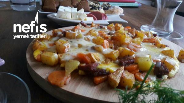 Havuçlu Patates (yok Böyle Lezzet)