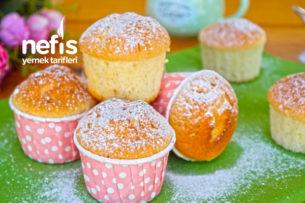 Yumuşacık Sünger Gibi Muffin Yapımı (videolu) Tarifi