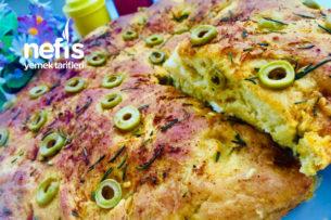 Zengin İtalyan Ekmeği Tarifi