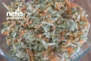 3 Renkli Salata Tarifi