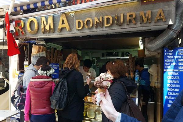 roma dondurma