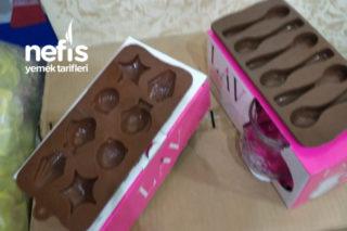 Kaşık Çikolata Tarifi