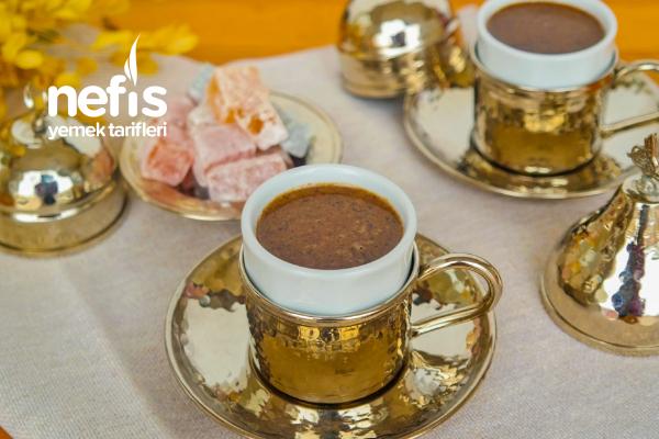 Menengiç Kahvesi Yapımı (videolu) Tarifi