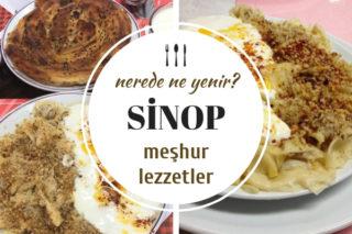 Sinop'ta Ne Yenir? Uğramanız Gereken En İyi 10 Lezzet Durağı Tarifi