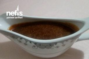 Karamel Sos Tarifi (Tatlı,Triliçe,Süsleme)