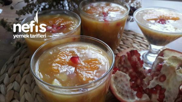 Meyve Aşuresi (sıfır Şeker)