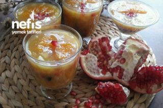 Meyve Aşuresi (Sıfır Şeker) Tarifi