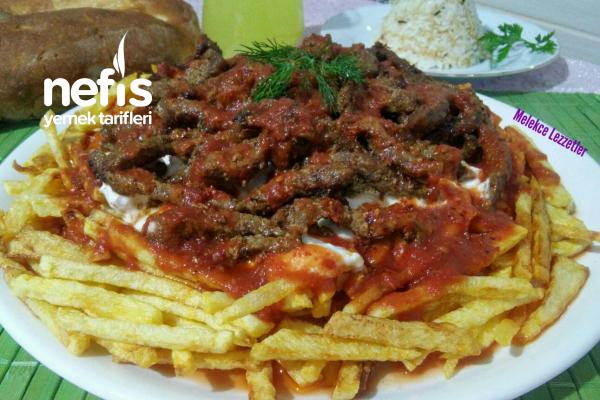 Orjinal Çökertme Kebabı (Bodrum Çentik Kebabı) Tarifi