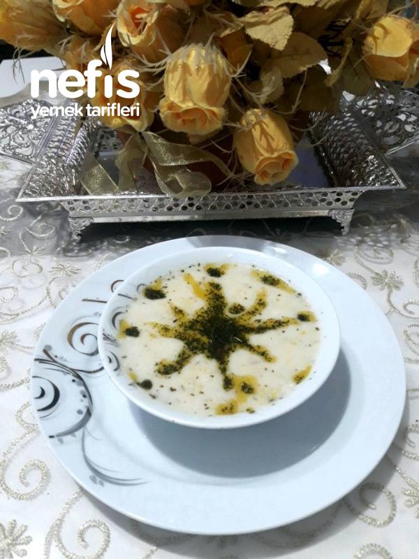 Yoğurtlu, Şehriye Çorbası( Yumurtasız)