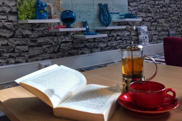 yeni dünya kitap kahve