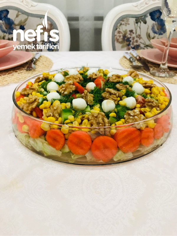 Büşra'nın Salatası