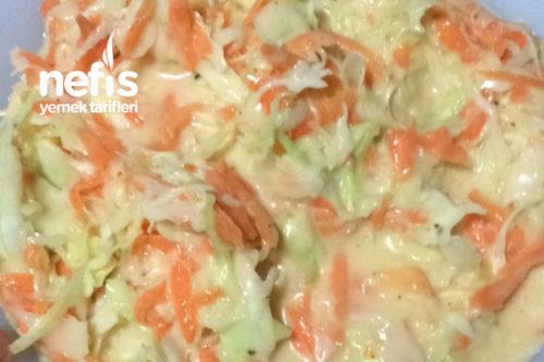 Coleslaw Kfc Salatası Tarifi