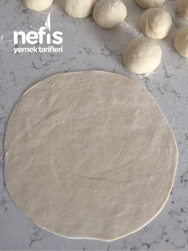El Açması Çıtır Börek (peynirli)
