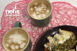 Evde Köpüklü Latte Yapımı Tarifi