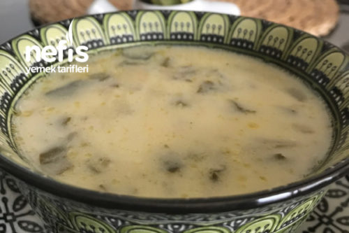Ispanaklı Buğday Çorbası Tarifi