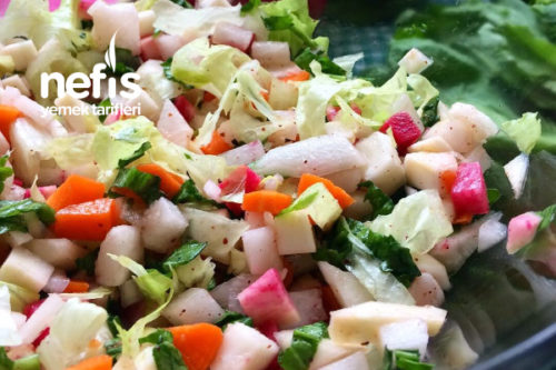 Kök Salata Tarifi