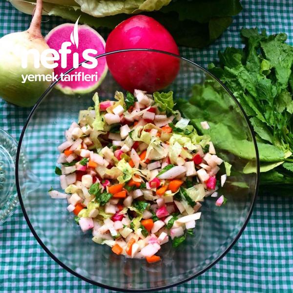 Kök Salata