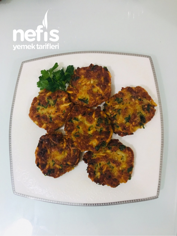 Patates Köfte (Kıymasız)