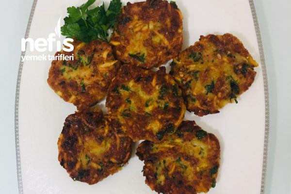 Patates Köfte (Kıymasız) Tarifi