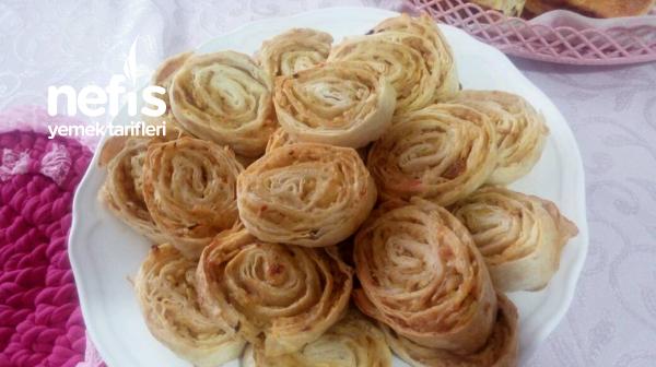 Patatesli Rulo Börek (Enfesss)