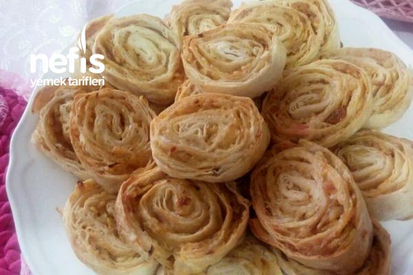 Patatesli Rulo Börek (Enfes) Tarifi