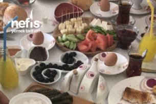 Pazar Kahvaltısı Tarifi