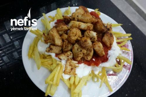 Tavuklu Çökertme Kebabı Tarifi
