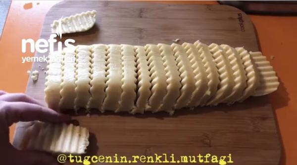 Teremyağlı Limonlu Kurabiye