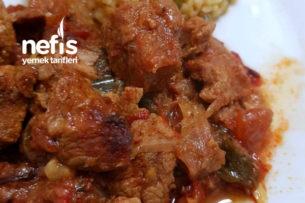 Fırında Et Tava Tarifi