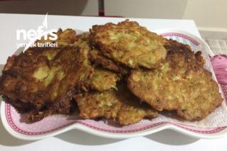 Kabaklı Patates Mücveri Tarifi