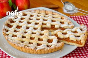 Elmalı Tart Nasıl Yapılır? (videolu)