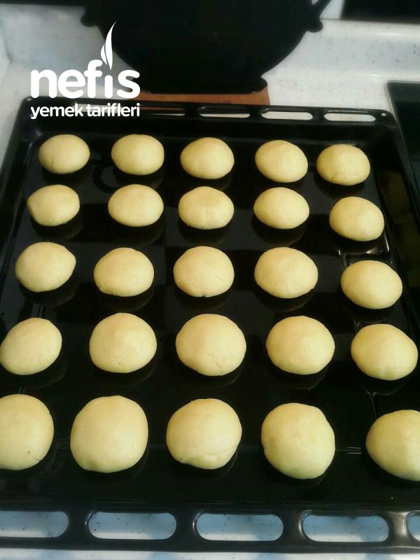 Teremyağlı Pastane Usulü Şekerpare