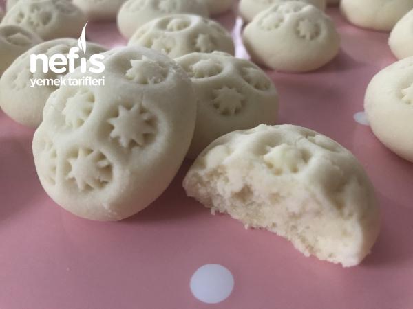 Termyağlı Kartanesi(ağızda Dağılan)kurabiye