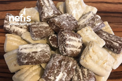 Un Kurabiyesi ( Pastane Usulü) Tarifi