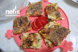 Beyaz Peynirli Su Böreği Tadında Börek Tarifi
