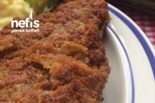 Kontrafile Schnitzel ( Nefis Lezzetli) Tarifi